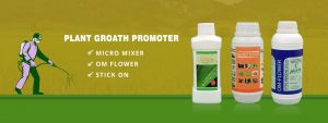 Plant Growth Promoter Manufacturer